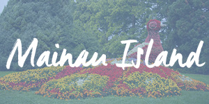 Mainau Island Articles | German City Series