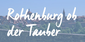 Blog Posts about Rothenburg ob der Tauber
