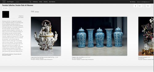 Dresden, Zwinger's Porcelain Collection Google Art Project