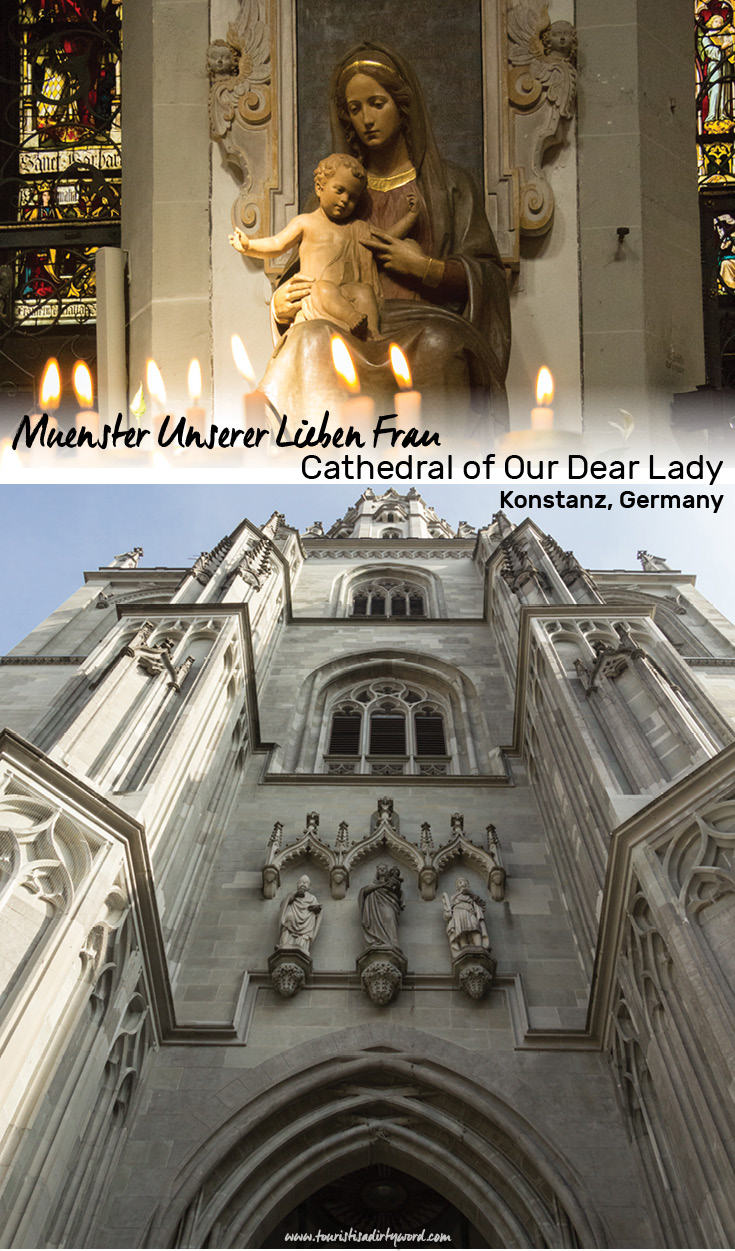 Muenster Unserer Lieben Frau | Cathedral of Our Dear Lady, Konstanz, Germany