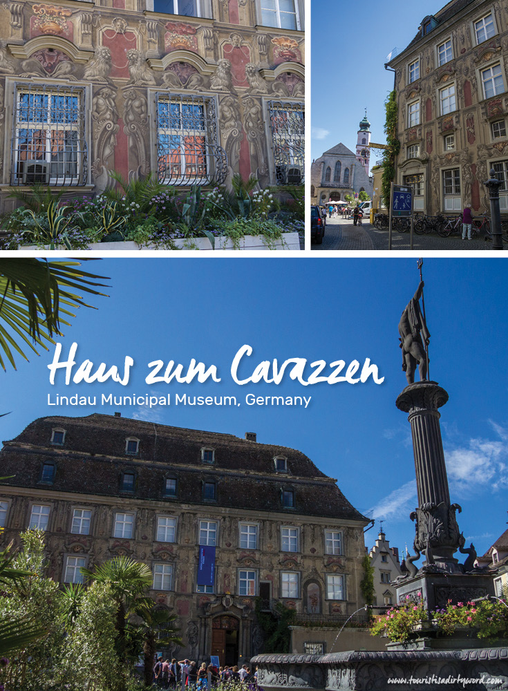 Haus zum Cavazzen, the home of Lindau's Municipal Museum | Germany
