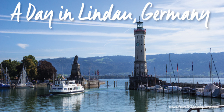 A Day in Lindau, Germany | Lighthouse and Harbor