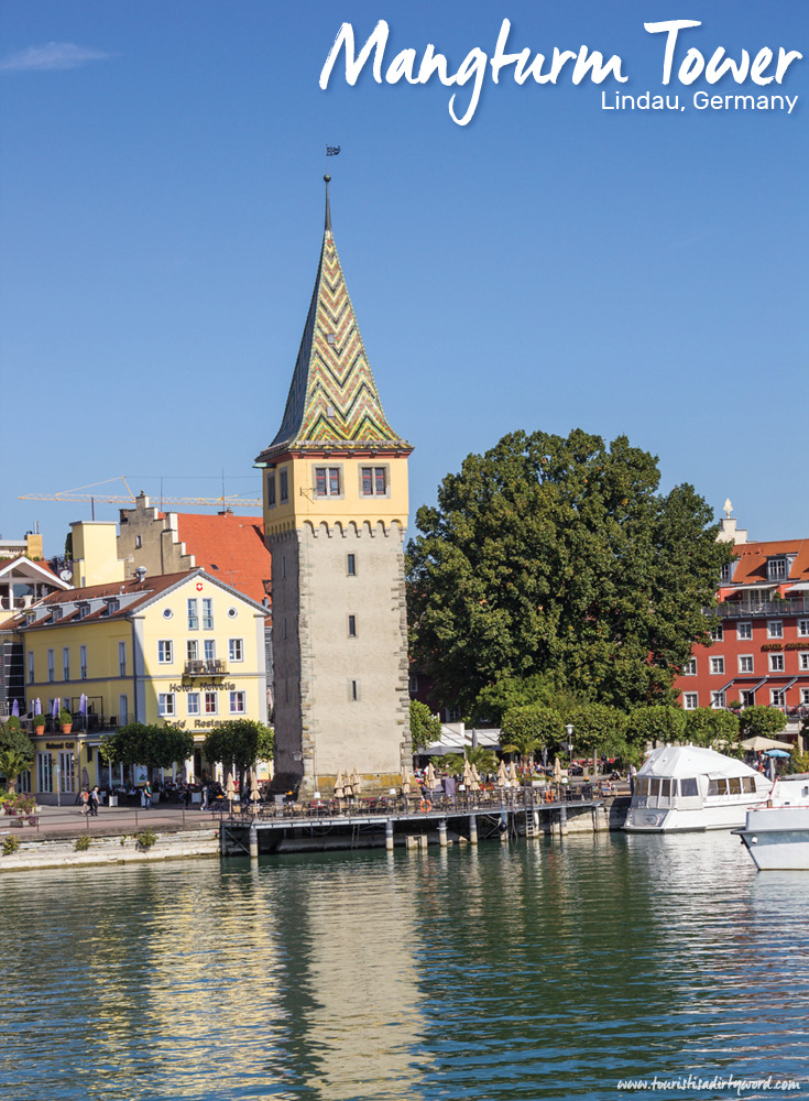 Mangturm Tower & Lindau Harbor | Germany