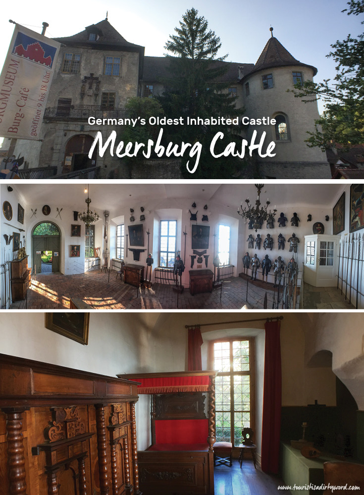 Germany's Oldest Inhabited Castle: Meersburg Castle
