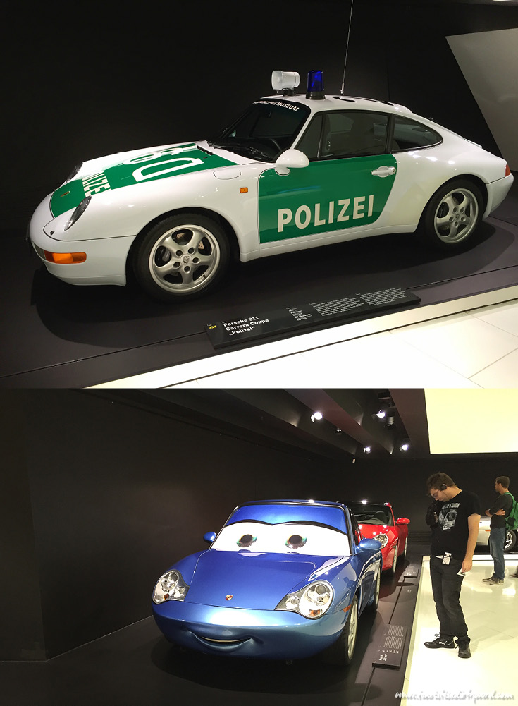 Porsche Museum Workshop & Historical Archive