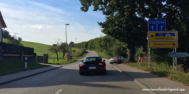 Ultimate Porsche Driving Experience in Germany