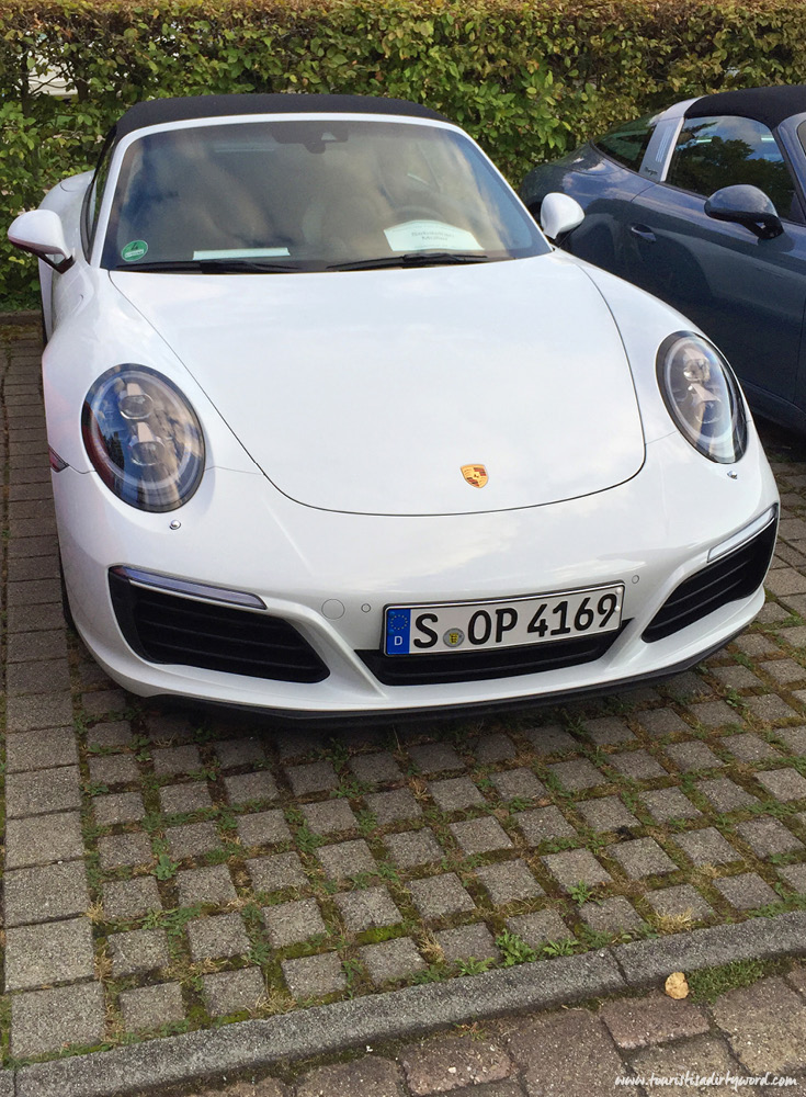 The Ultimate Porsche Driving Experience in Germany