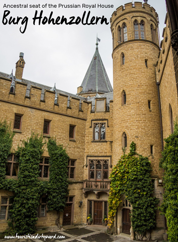 Burg Hohenzollern, Inside and Out
