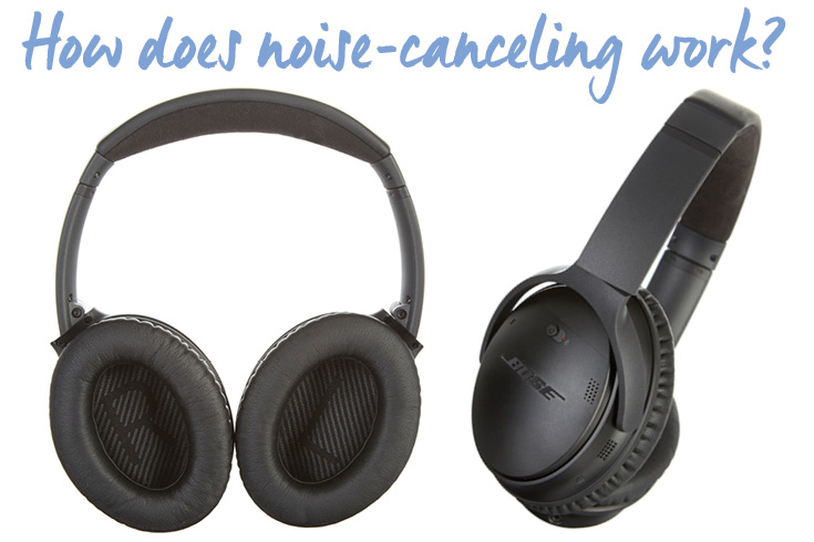 How does noise-canceling work?