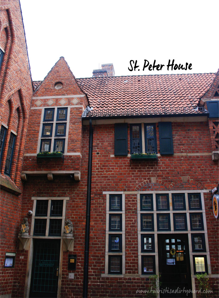 St. Peter House | Böttcherstrasse | Bremen | Germany