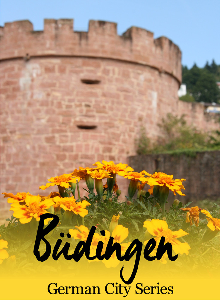 Monthly Featured German City: Medieval Gate in Büdingen | Buedingen