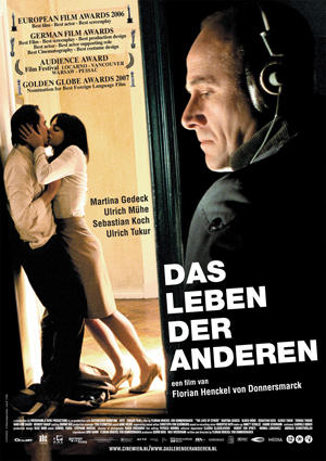 Das Leben der Anderen Movie Poster | My Favorite German Movies