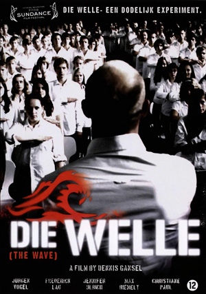 Die Welle Movie Poster | My Favorite German Movies
