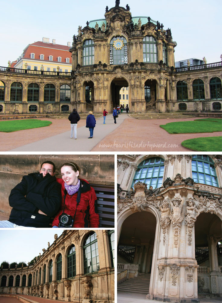 How the Zwinger in Dresden Surprised Us • Tourist is a Dirty Word Germany Travel Blog