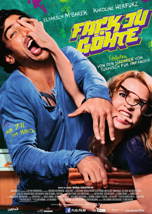 Fack Ju Göhte Movie Poster | My Favorite German Movies