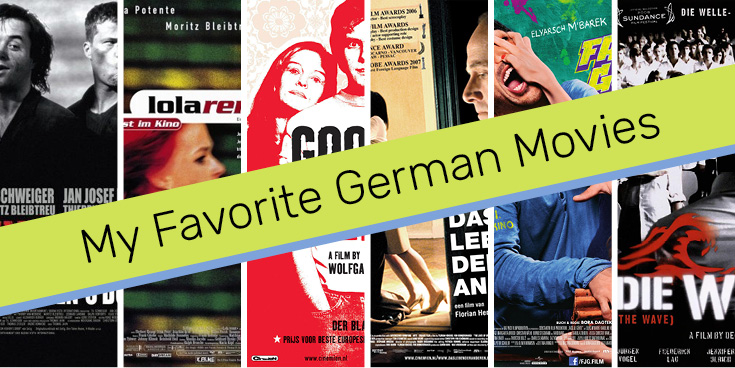 My Favorite German Movies