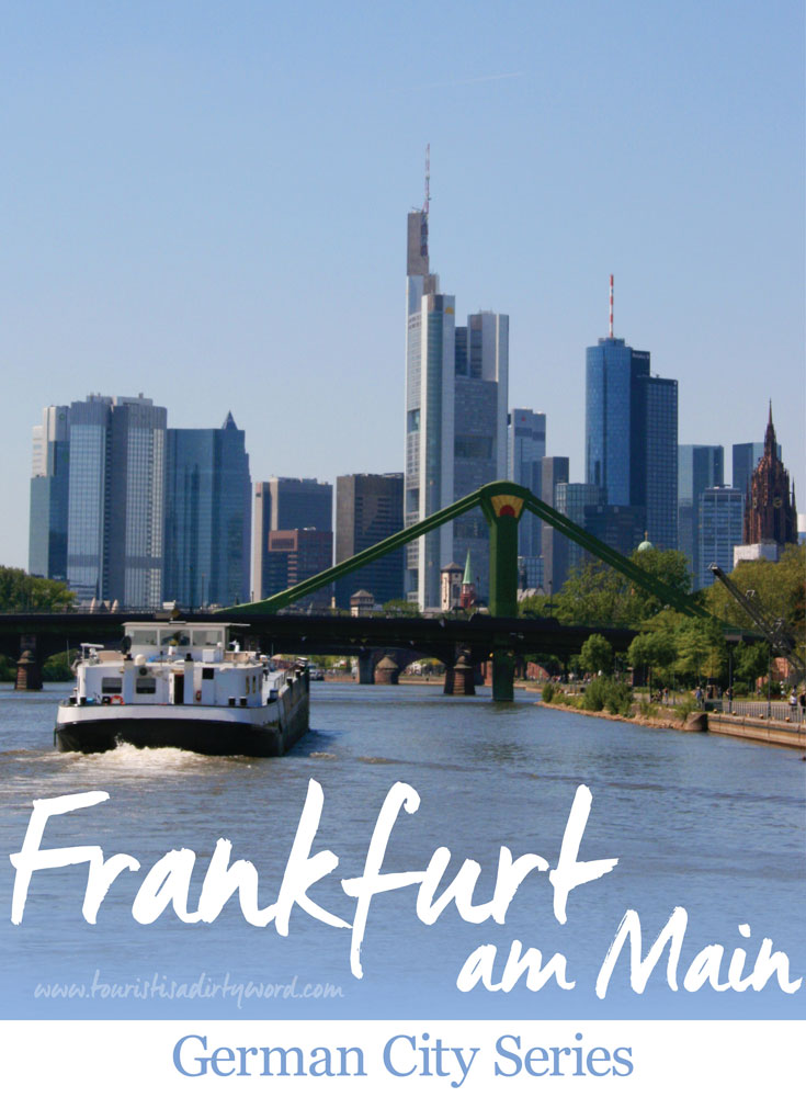 German City Series: Frankfurt am Main