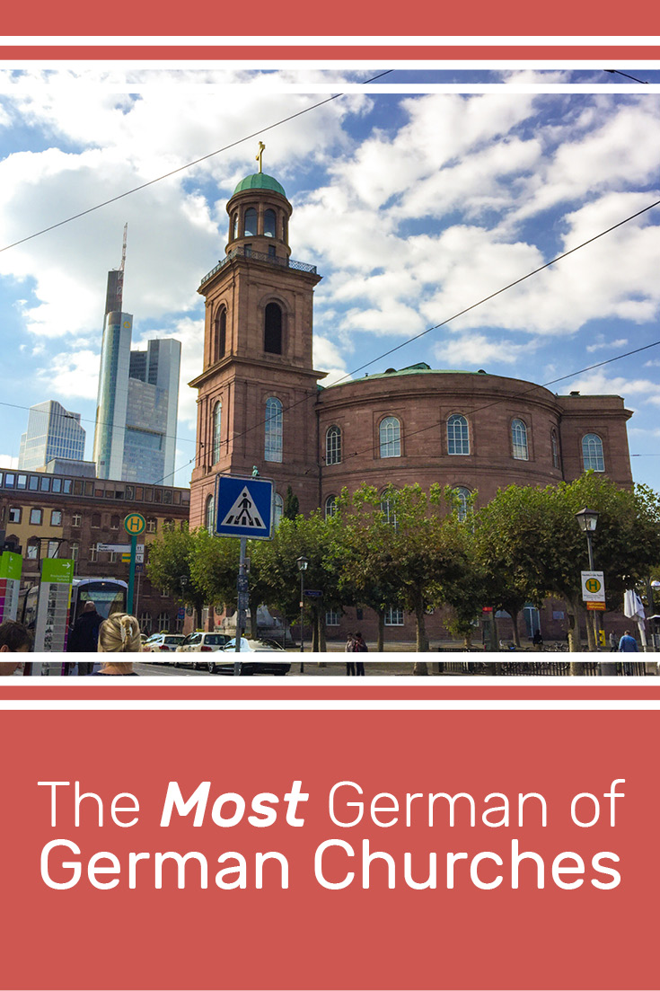 What German Church is the MOST German?