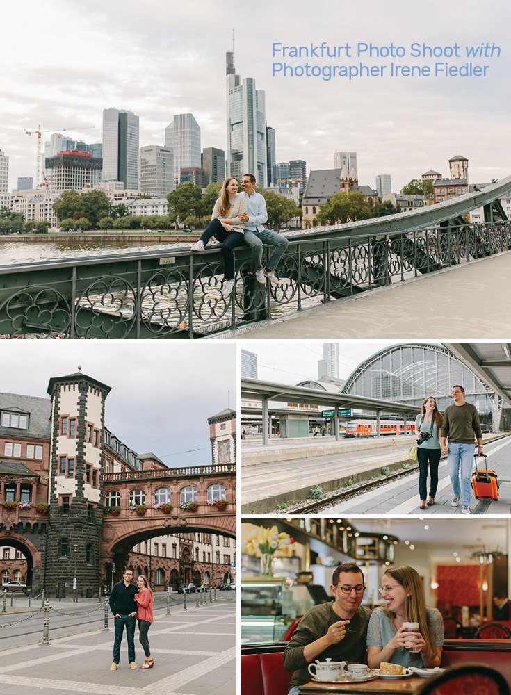Frankfurt am Main Photo Shoot with Photographer Irene Fiedler for the Germany travel blog Tourist is a Dirty Word