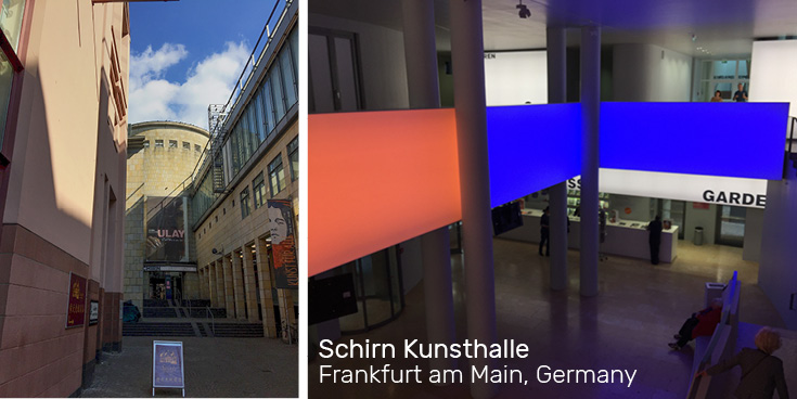 Schirn Kunsthalle | Frankfurt am Main, Germany