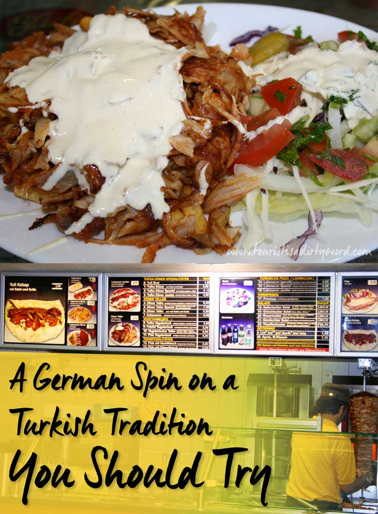 A German Spin on a Turkish Tradition You Should Try • German Food - by Tourist is a Dirty Word Blog