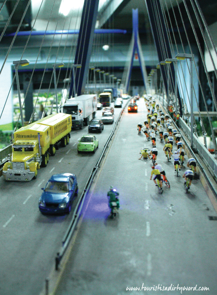 Stories within Scenes within Cities within Countries at the Miniatur Wunderland, Hamburg