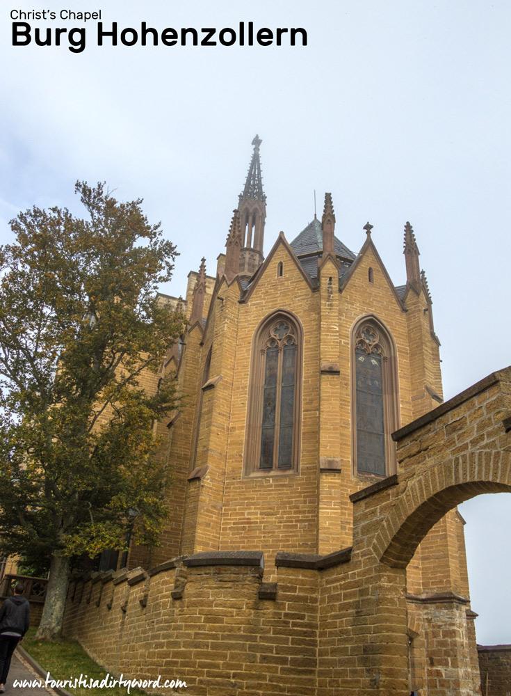 Christ's Chapel | Burg Hohenzollern