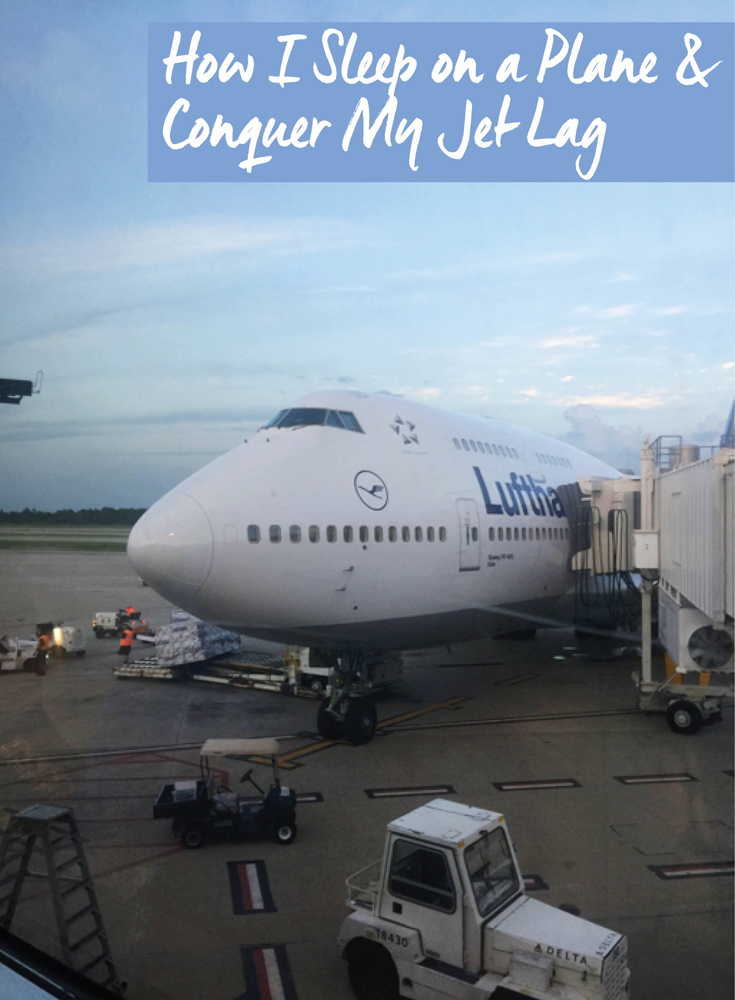 My 'Sleeping On a Plane' Essentials, Tips and Resources for Conquering Jet Lag on the International Flight