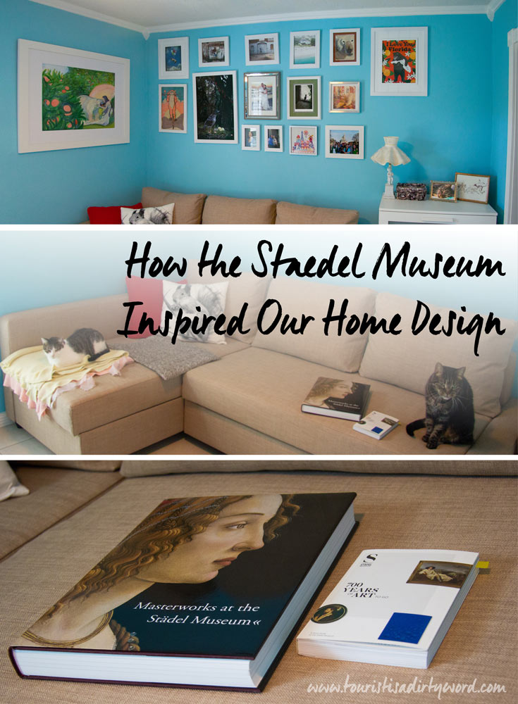 How the Staedel Museum Inspired Our Home Design