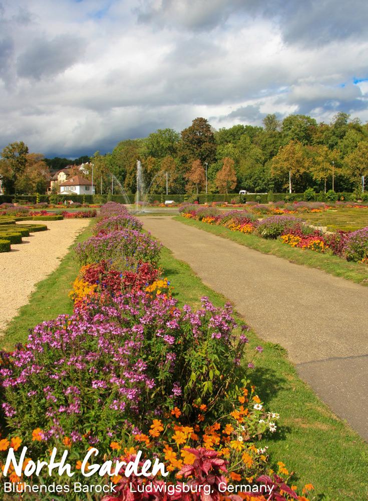 North Garden | Blühendes Barock, Ludwigsburg, Germany