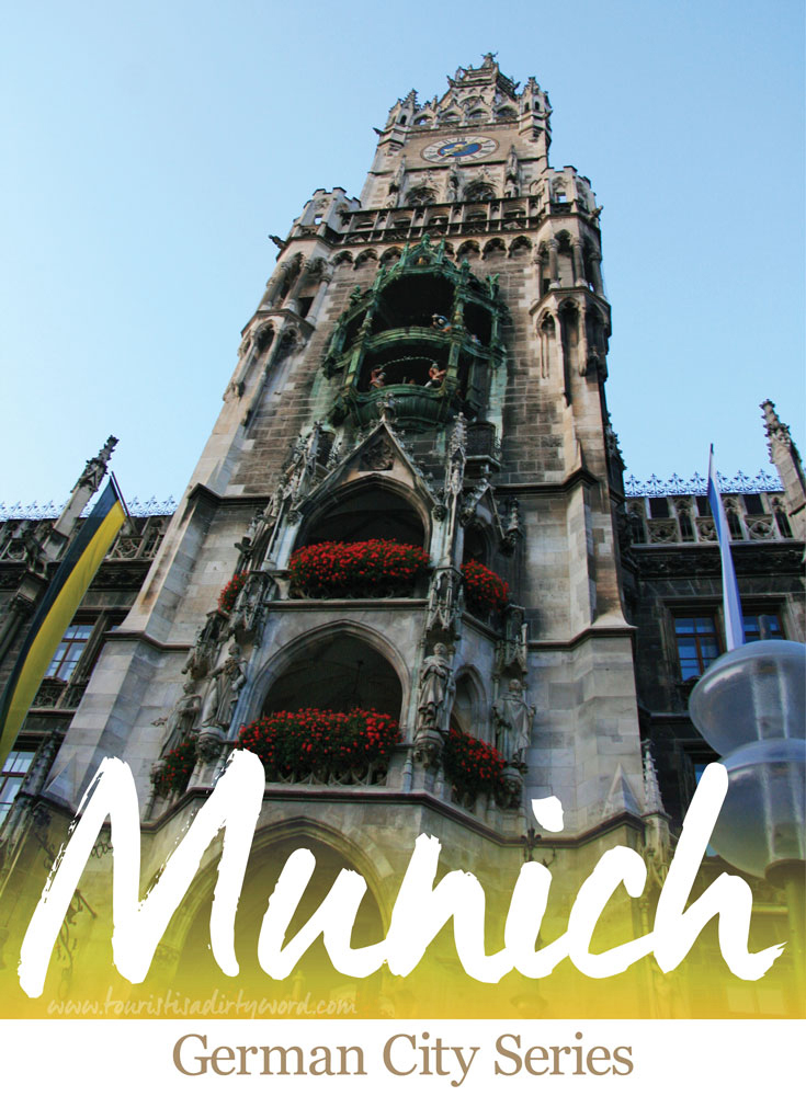 German City Series: Munich • An intro to our month-long look at the city and our experience there