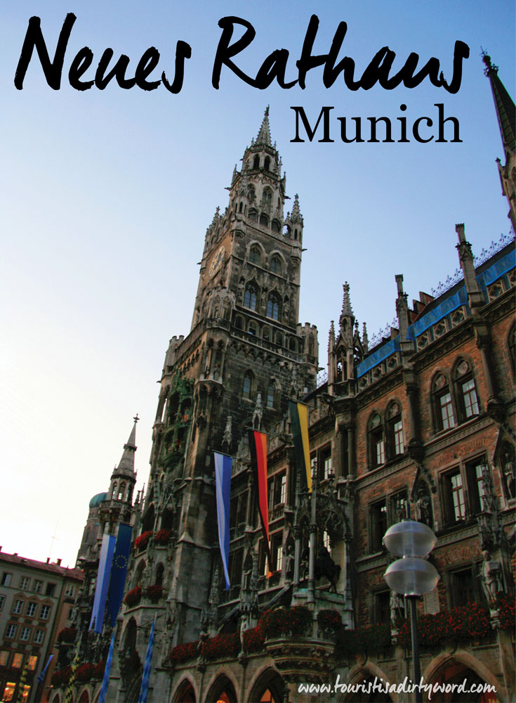 Neues Rathaus in Munich • Germany Travel Blog Tourist is a Dirty Word