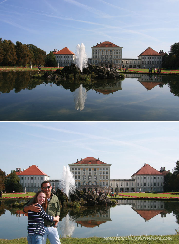 Nymphenburg Palace, Munich • Germany Travel Blog Tourist is a Dirty Word