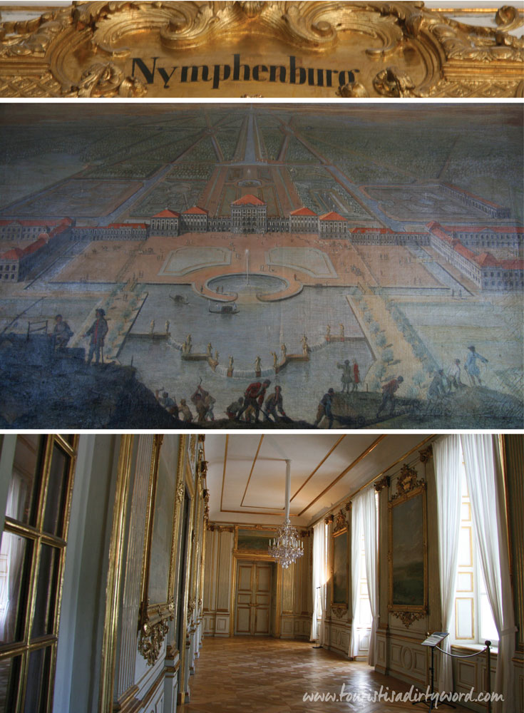 Nymphenburg Palace Paintings, Munich • Germany Travel Blog Tourist is a Dirty Word