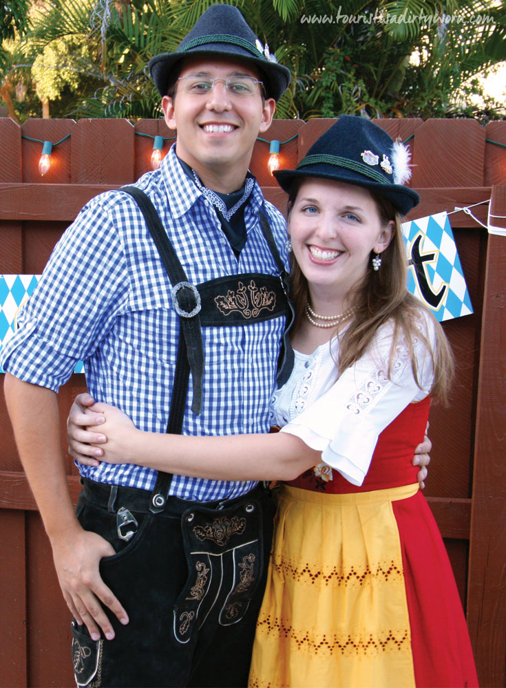Oktoberfest Costume Guide • Tourist is a Dirty Word Germany Travel Blog
