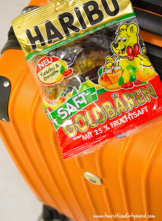 Haribo Gummies and Other German Souvenirs