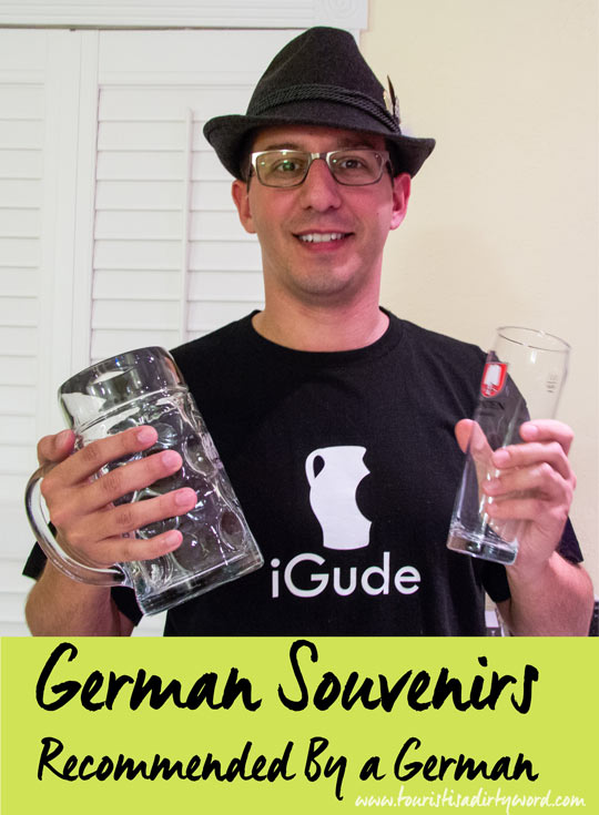 German Souvenirs Recommended By a German - Tourist is a Dirty Word Blog