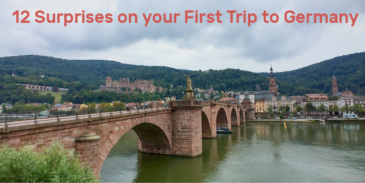 12 Surprises On Your First Trip to Germany