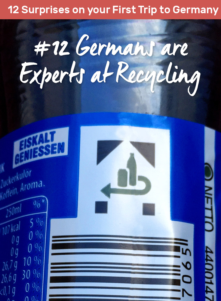 Germans are Experts at Recycling