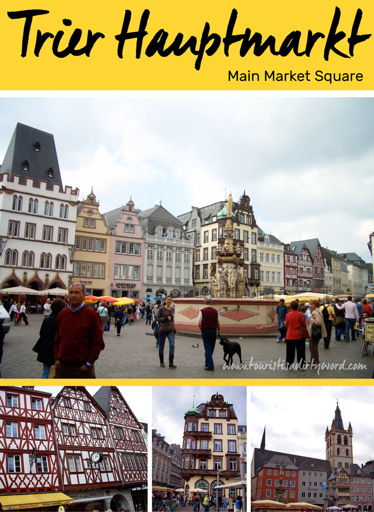 Trier Hauptmarkt (Main Market Square)