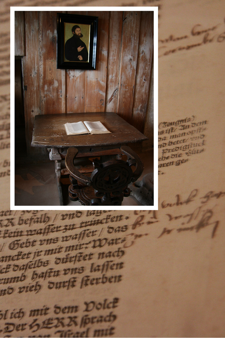 Where Martin Luther Translated the New Testament From Greek to German | Furnishing are reconstructions