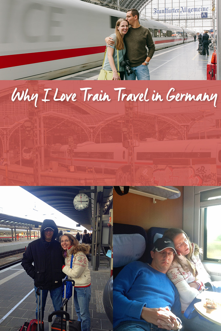 Why I Love Train Travel in Germany